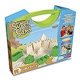 Goliath 83232 | Super-Sand Creativity-Koffer | handlicher Sandkasten zum Mitnehmen | baue jederzeit deine Sandburgen aus Super Sand | ab 4 Jahren