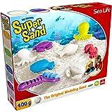 Goliath - Super Sand Sea Life - magischer Super Sand für Sandburgen im Kinderzimmer - Empfohlen ab 4 Jahren